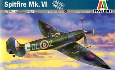 1307 - Supermarine Spitfire Mk.VI 1/72