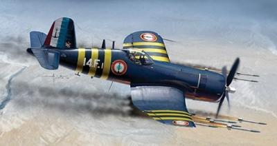 1313 - Vought F4U-7 Corsair 1/72