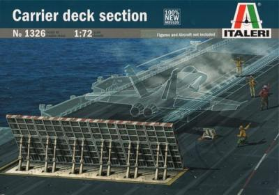 1326 - Carrier Deck Section 1/72