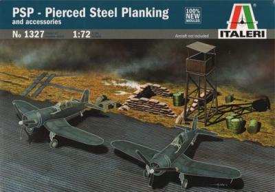 1327 - PSP Pierced Steel Planking 1/72