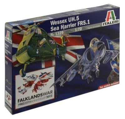 1329 - Falklands War 30th Anniversary 1/72