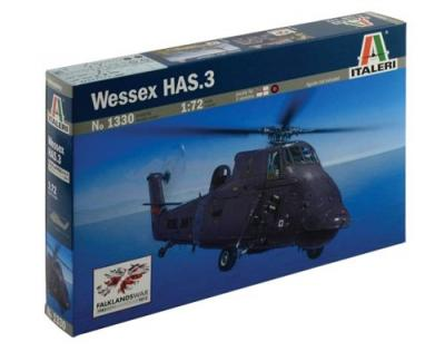 1330 - Westland Wessex HAS.3 1/72