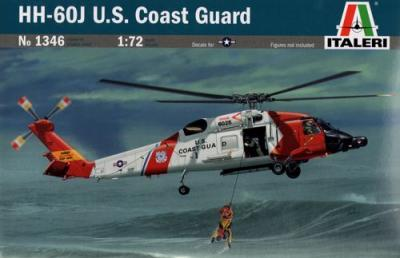 1346 - Sikorsky HH-60J US Coast Guard 1/72