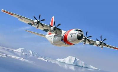 1348 - Lockheed HC-130J US Coast Guard 1/72