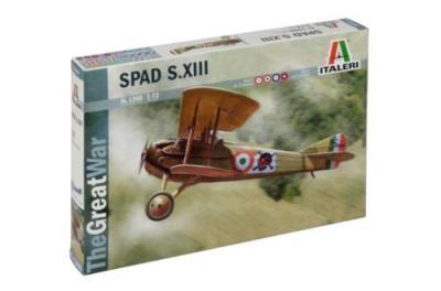 1366 - Spad S.XIII 1/72