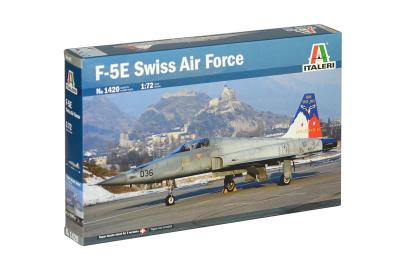 1420 - Northrop F-5E Tiger II Swiss Air Force 1/72