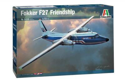 1430 - JFokker F-27 Friendship 1/72