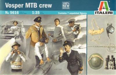 5616 - MTB Vosper Crew