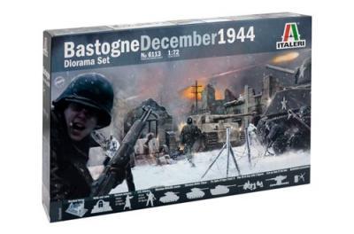 6113 - Battle of Bastogne 1944 1/72