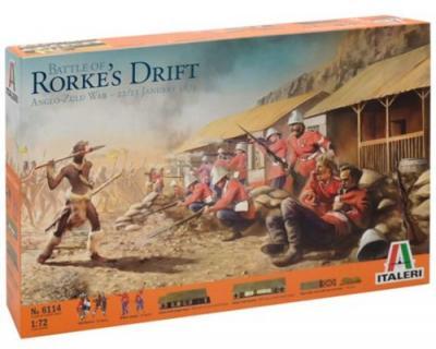 6114 - Battle of Rorke's Drift 1/72