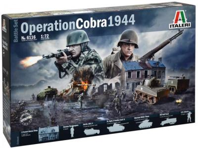 6116 - Operation Cobra 1944 1/72