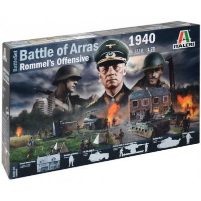 6118 - Battle of Arras Rommel's offensive 1940 1/72