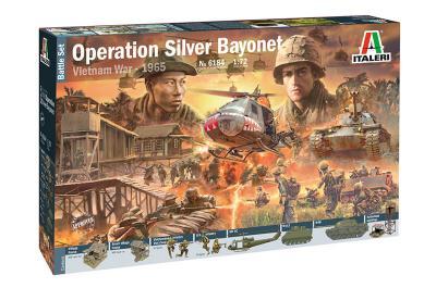 6184 - Operation Silver Bayonet Vietnam War 1965 1/72
