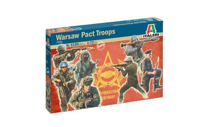 6190 - Warsaw Pact Troops (1980's) 1/72