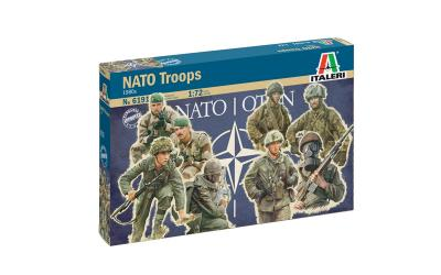 6191 - Nato troops (1980's) 1/72