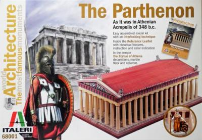 68001 - The Parthenon 1/250