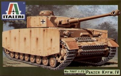 7007 - Pz.Kpfw.IV 1/72