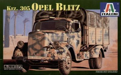 7014 - Opel Blitz 1/72