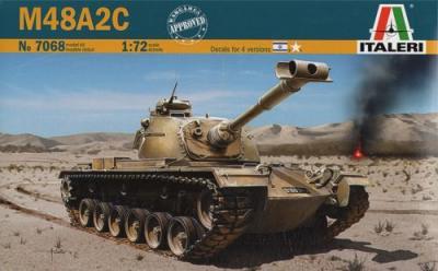 7068 - U.S. M48A2C 1/72