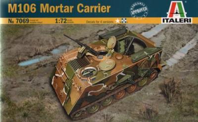 7069 - M106 Mortar Carrier 1/72