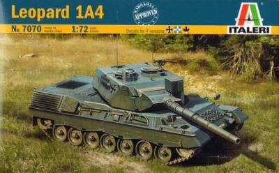 7070 - Leopard 1A4 1/72