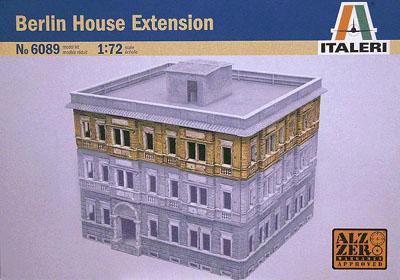 6089 - Berlin House Extension 1/72