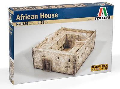 6139 - Africa House 1/72