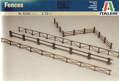 6141 - Fences 1/72