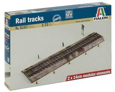 6167 - Rail Tracks 1/72