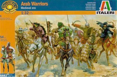 6882 - Medieval Era Arab Warriors