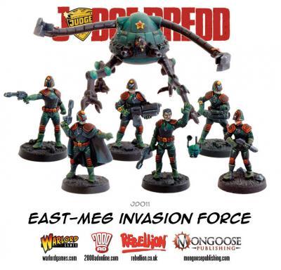 East Meg Invasion Force