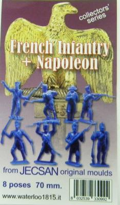 Jecsan - French Infantry + Napoleon