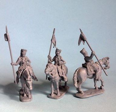 JS72/0328 - Cavalerie de Prusse Orientale 1/72