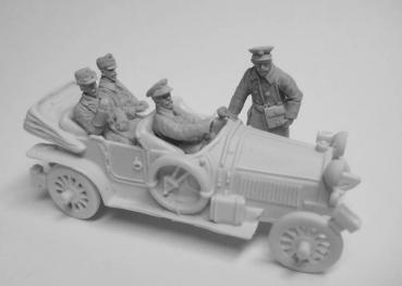 GFWW1-012 - Kaiser Karl I. auf Truppenbesuch 1/72