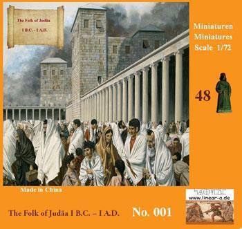 001 - The Folk of Judaa 1 B.C. - A.D. 1/72