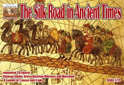 008 - The Silk Road in Ancient Times 1/72