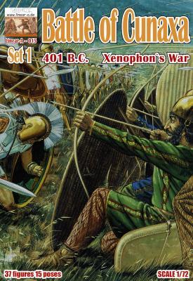015 - Battle of Cunaxa 401B.C. Set 1 1/72