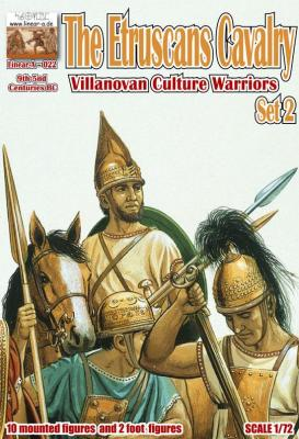022 - Etruscan Cavalry