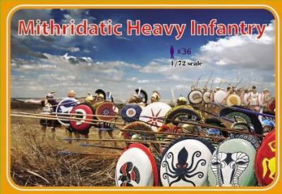 078 - Mithridatic Heavy Infantry 1/72