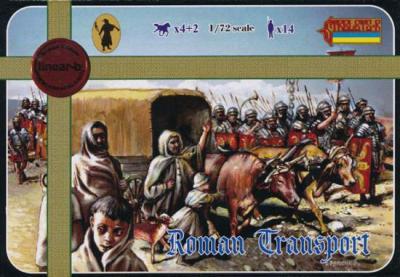 116 - Roman Transport 1/72