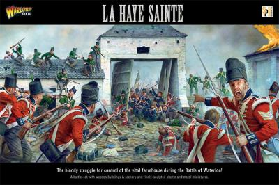 La Haye Sainte battle set & collector's edition 28mm