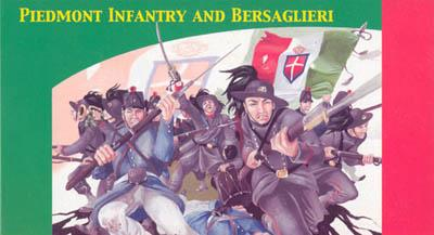 TL0006 - Piedmont Infantry and Bersaglieri 1850's 1/72