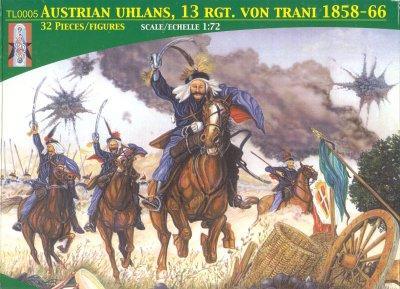 TL0005 - Austrian Uhlans 1/72