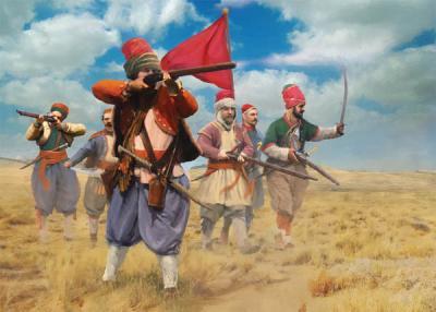 M054 - Russo-Turkish war 1877 1/72