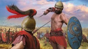 M077 - Spartacus Army 1/72