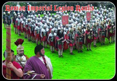 M100 - Roman Imperial Legion Ranks 1/72