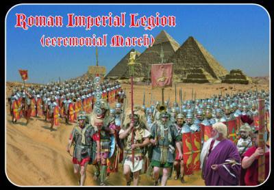 M101 - Roman Imperial Legion (Ceremonial March) 1/72