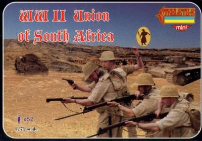 M103 - World War II Union of South Africa 1/72
