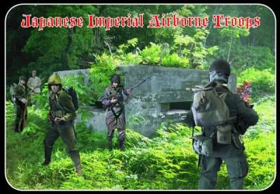 M104 - Japanese Imperial Airborne Troops 1/72