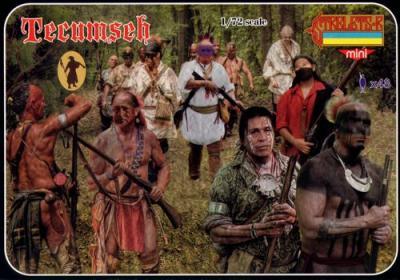 M107 - Tecumseh 1812 1/72